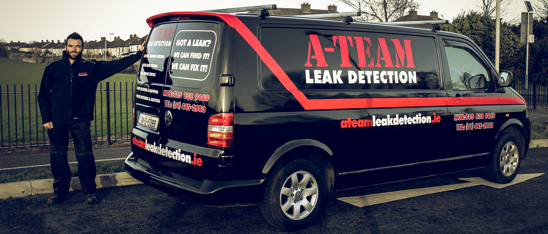 Leak Detection Dublin
