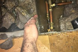 Leak Detection Balbriggan